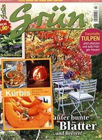 Grün Zeitschrift