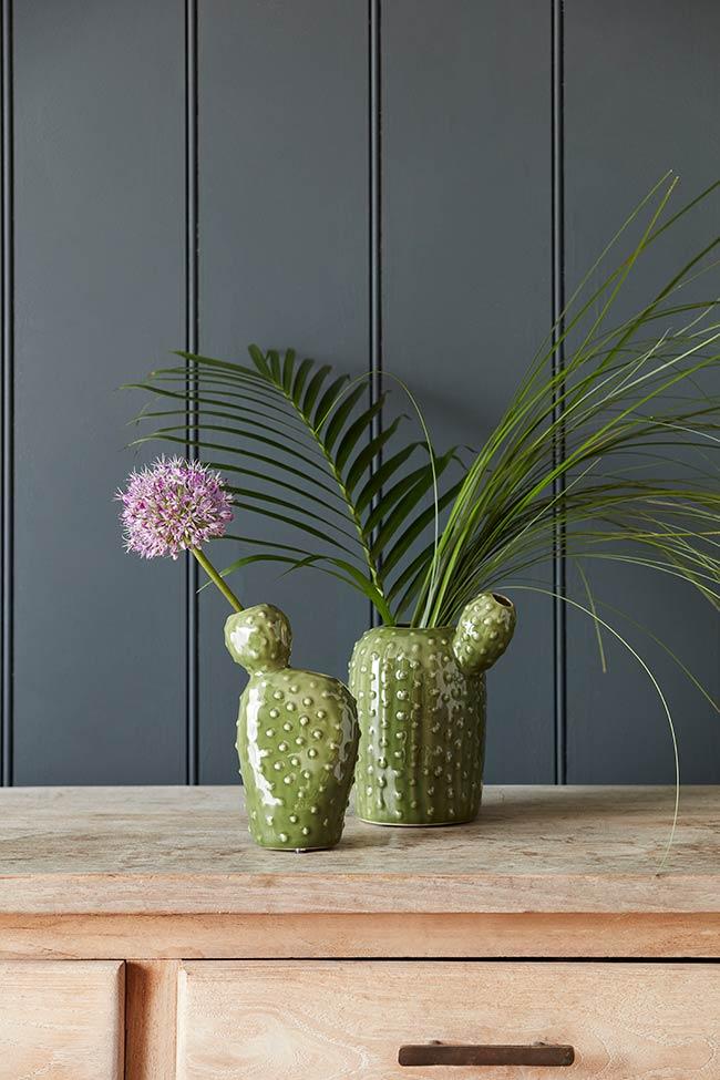 kaktus vase the garden shop. Black Bedroom Furniture Sets. Home Design Ideas