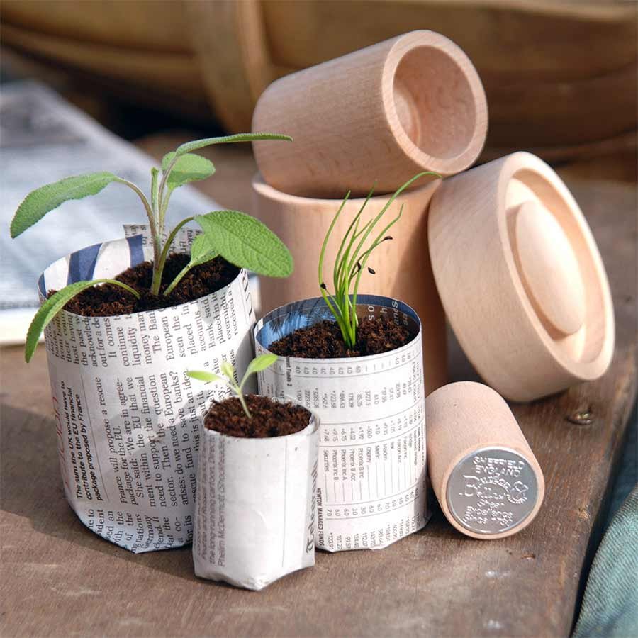pflanzt pfe selbst herstellen the garden shop. Black Bedroom Furniture Sets. Home Design Ideas